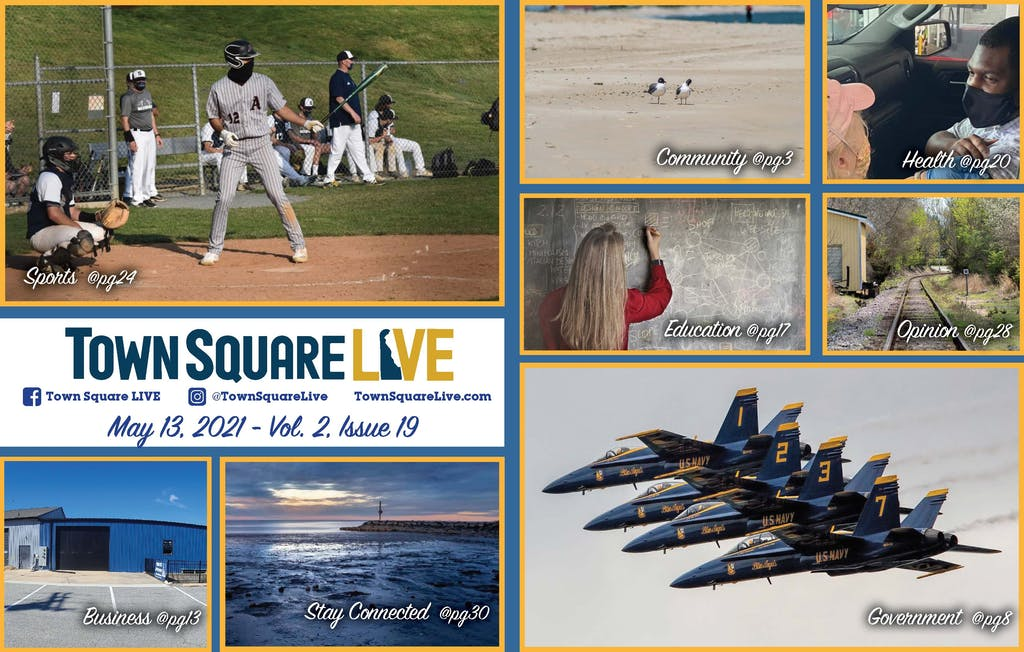 """Featured image for """"Town SquareLIVE Weekly Review: May 13, 2021"""""""