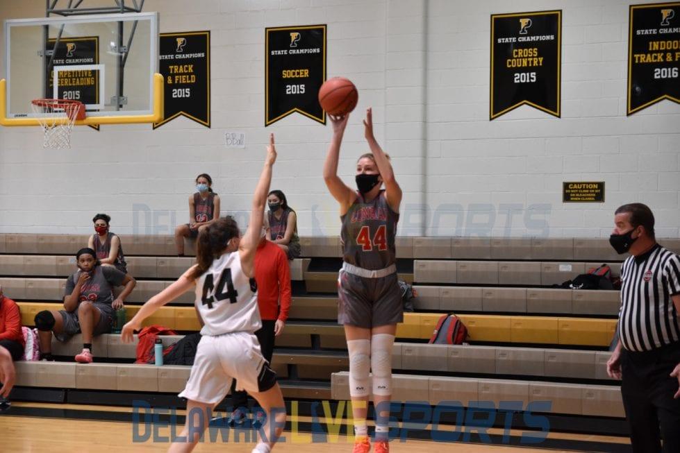 Stefanie Kulesza of Conrad Girls Basketball