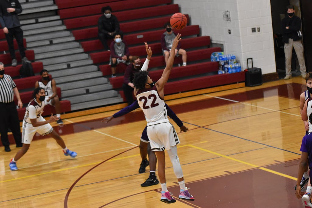 John Clemmons Caravel Basketball