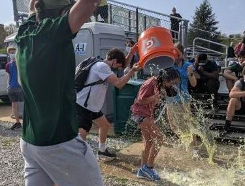 """Featured image for """"State title, continued improvement wins St. Mark's runner state Gatorade award"""""""