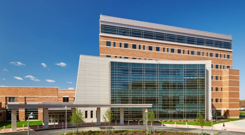 ChristianaCare plans to create a 24-hour pediatrics center in this building. (ChristianaCare photo)