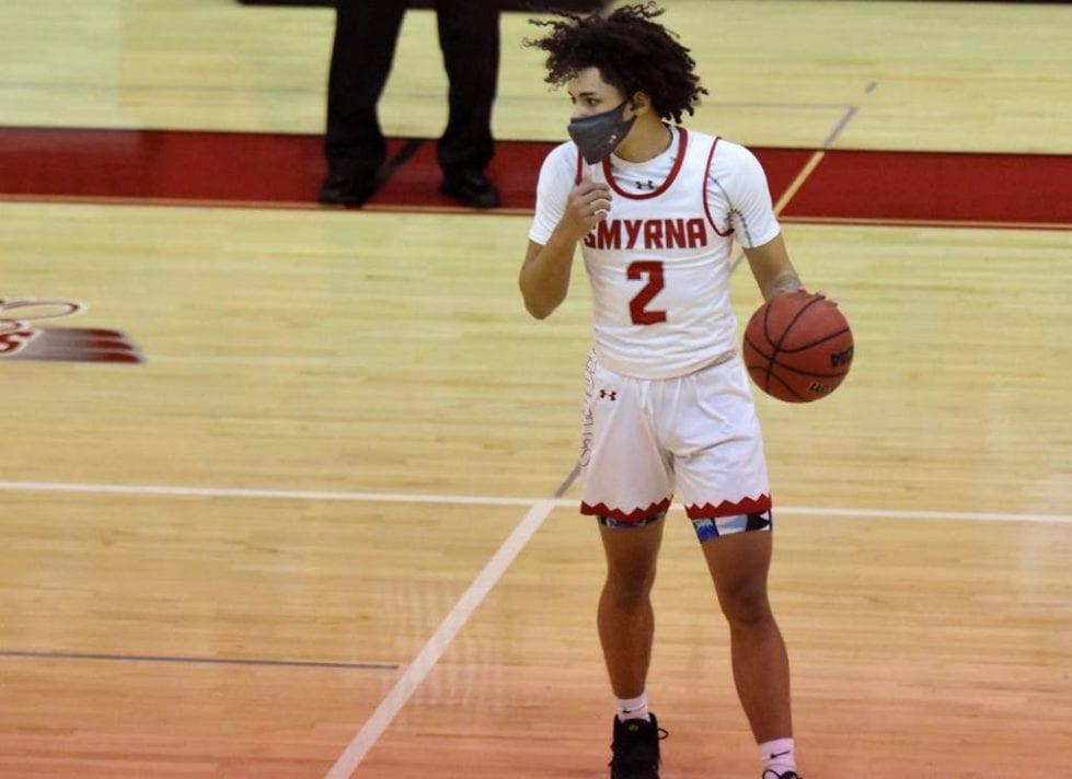 Elijah Credle Smyrna Basketball