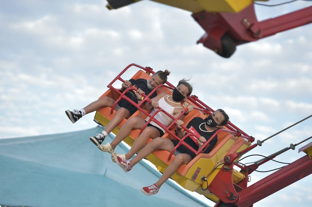A full complement of rides will be back at the Delaware State Fair (Delaware State Fair)