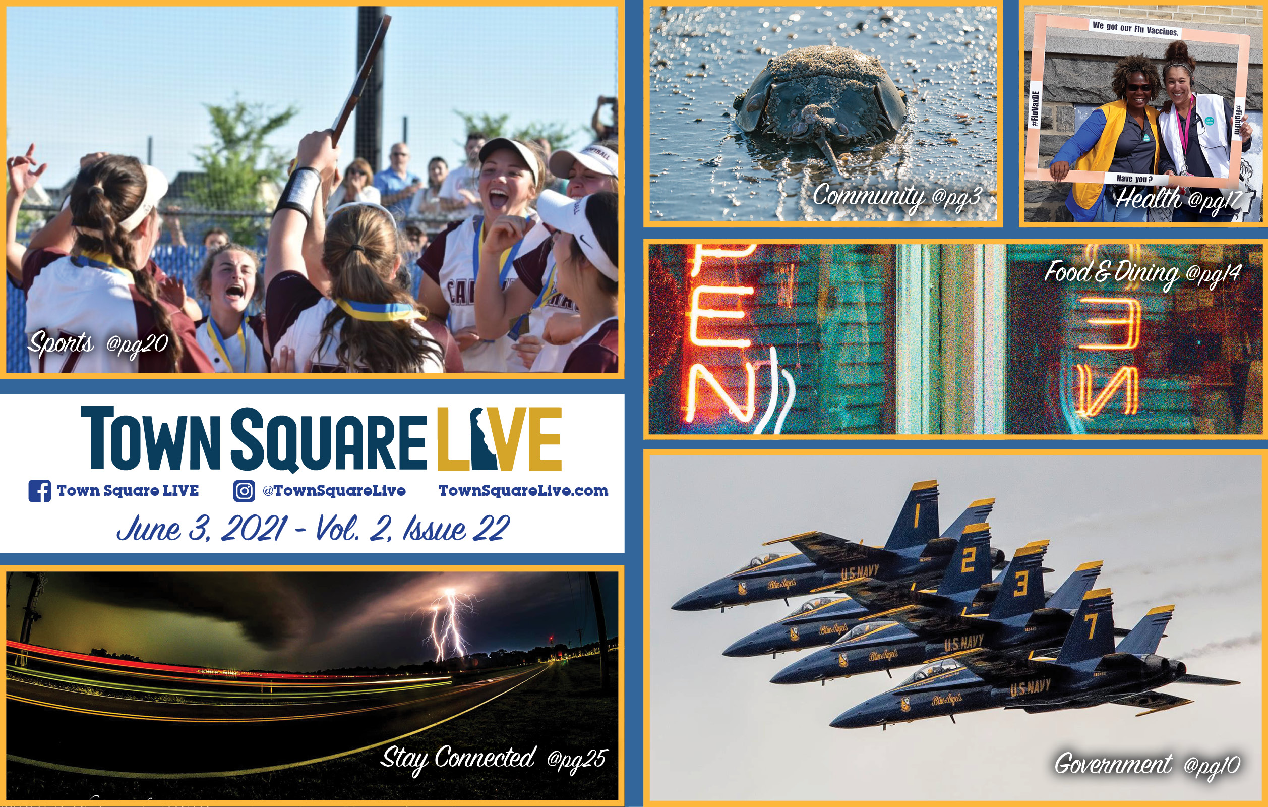 """Featured image for """"TownSquare LIVE Weekly Review – June 3, 2021"""""""