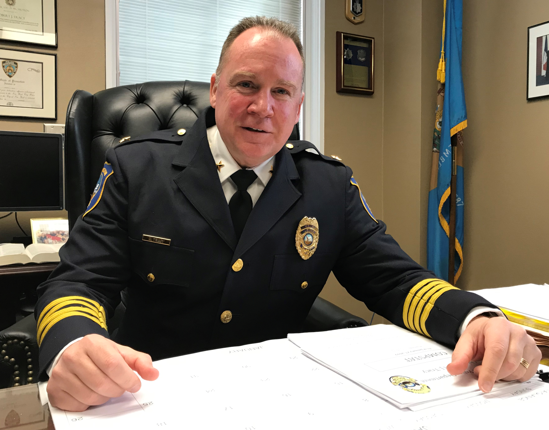 """Featured image for """"Wilmington Police Chief talks about efforts to curb gun crime"""""""