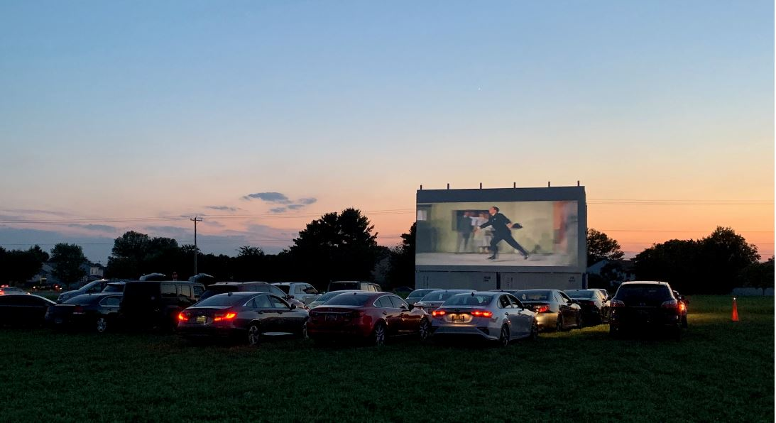 """Featured image for """"Bear Drive In's opening night goes smoothly with stream of cars"""""""