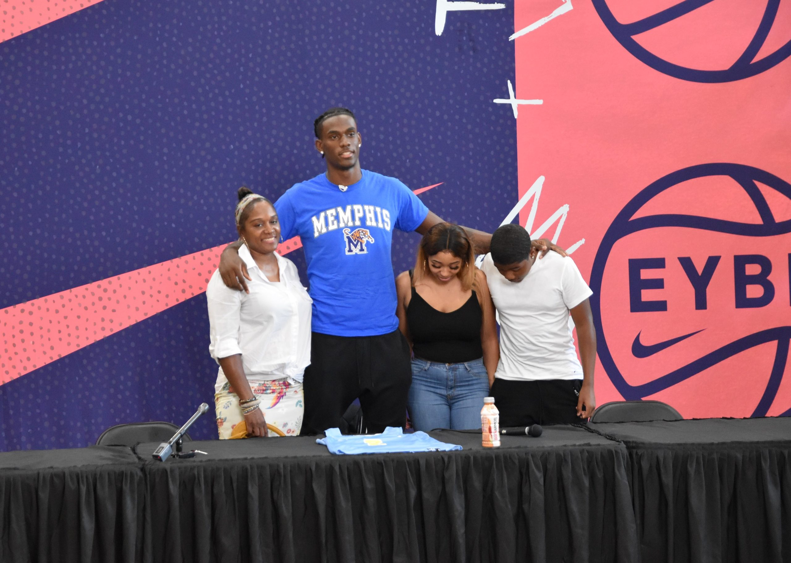 """Featured image for """"Duren taking his talents to Memphis"""""""