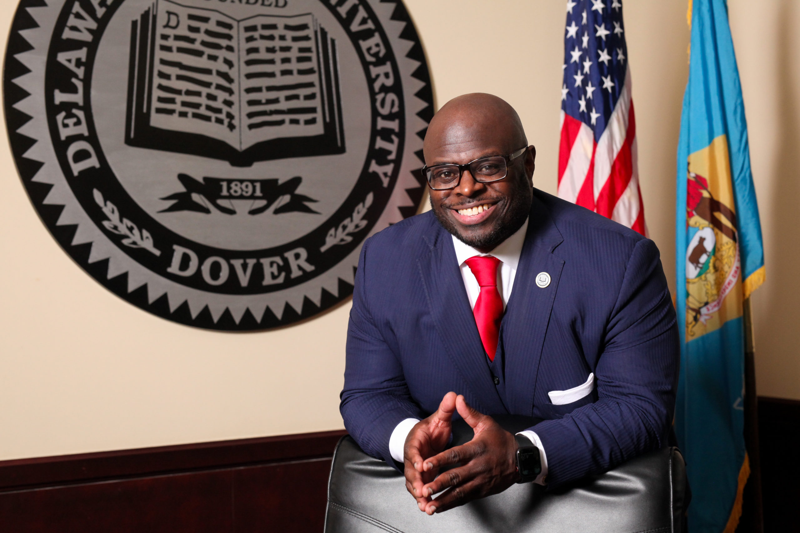 """Featured image for """"DSU's Tony Allen tapped to head White House HBCU group"""""""