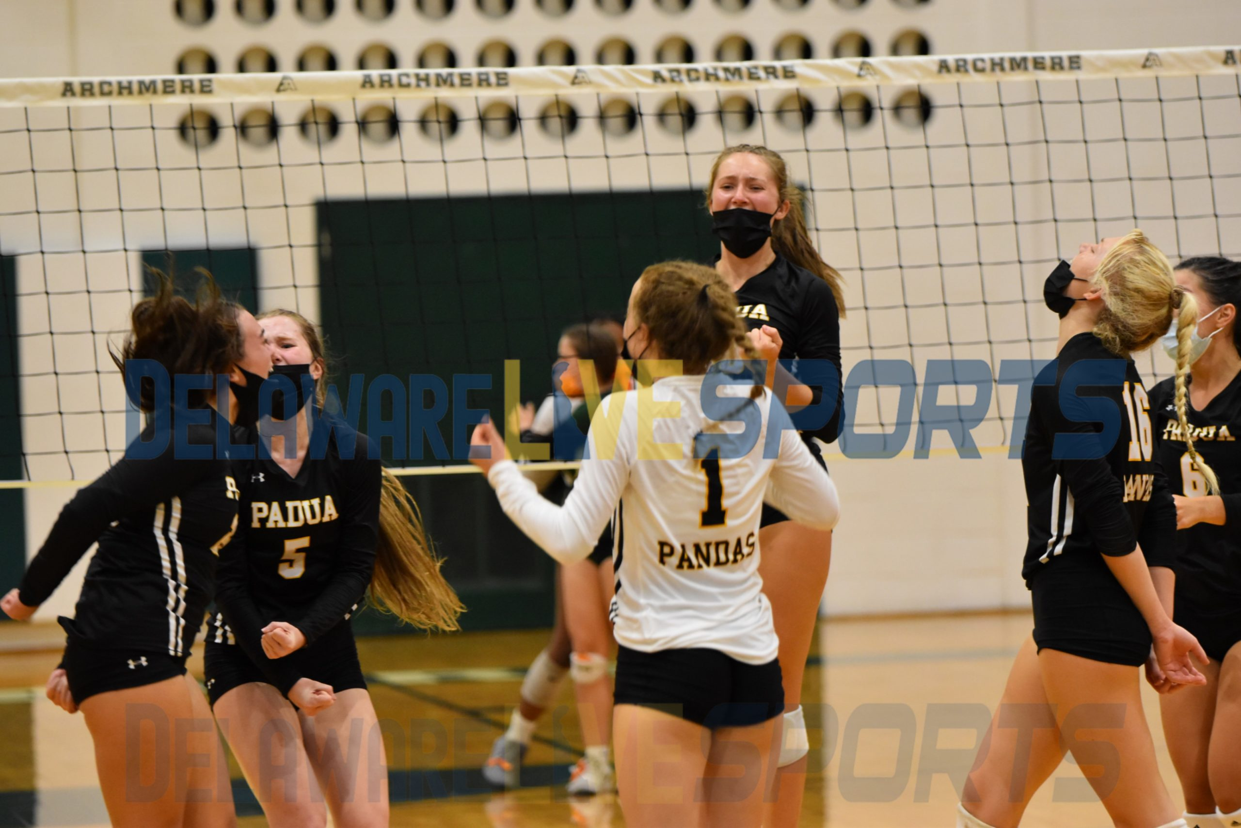 """Featured image for """"Padua vs Archmere volleyball photos"""""""