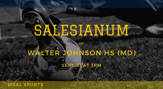 """Featured image for """"Salesianum Soccer makes dramatic comeback to earn win in season opener"""""""