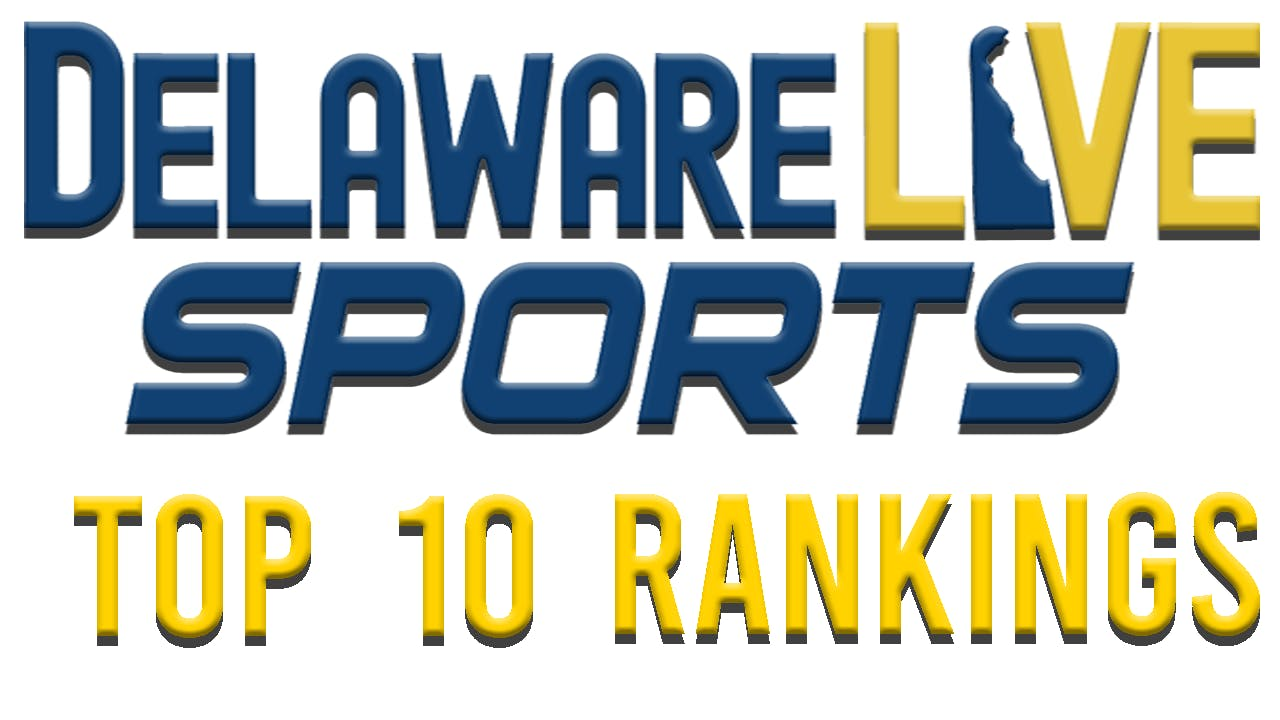 """Featured image for """"Delaware Live top 10 rankings Week 3"""""""