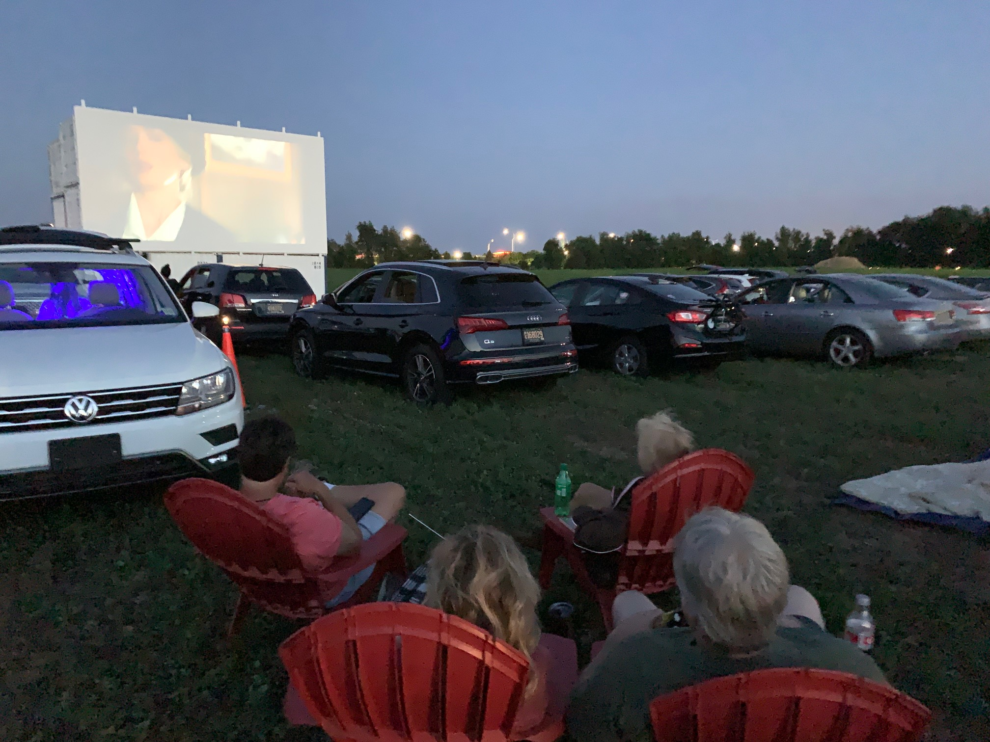 """Featured image for """"As Bear Drive In prepares to close for season, owner calls project a success"""""""