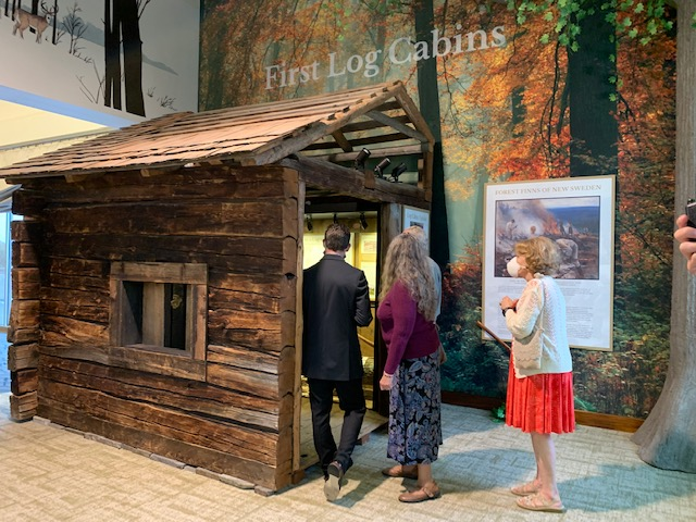 """Featured image for """"New museum exhibit celebrates why Swedes came, how they lived"""""""