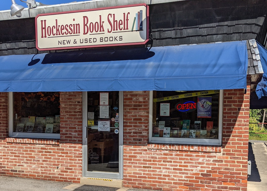 """Featured image for """"Hockessin BookShelf closing Dec. 15 as owner moves to California"""""""