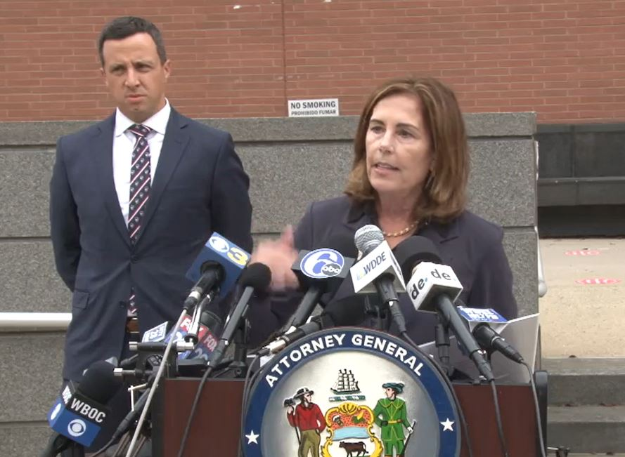 """Featured image for """"Delaware auditor Kathy McGuiness indicted on five counts"""""""